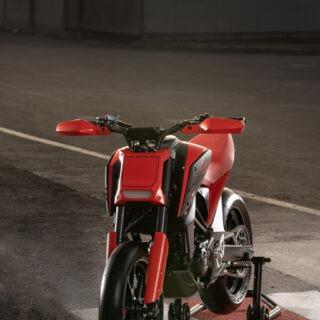 Honda CB125M SC-Project