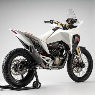Honda CB125X SC-Project