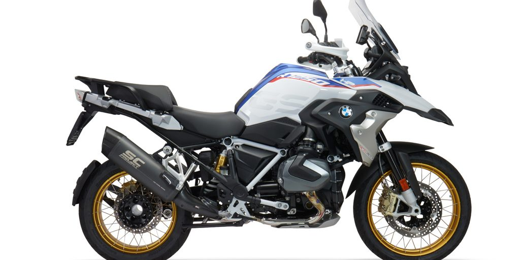 bmw r 1250 gs new euro4 adventure muffler. Black Bedroom Furniture Sets. Home Design Ideas