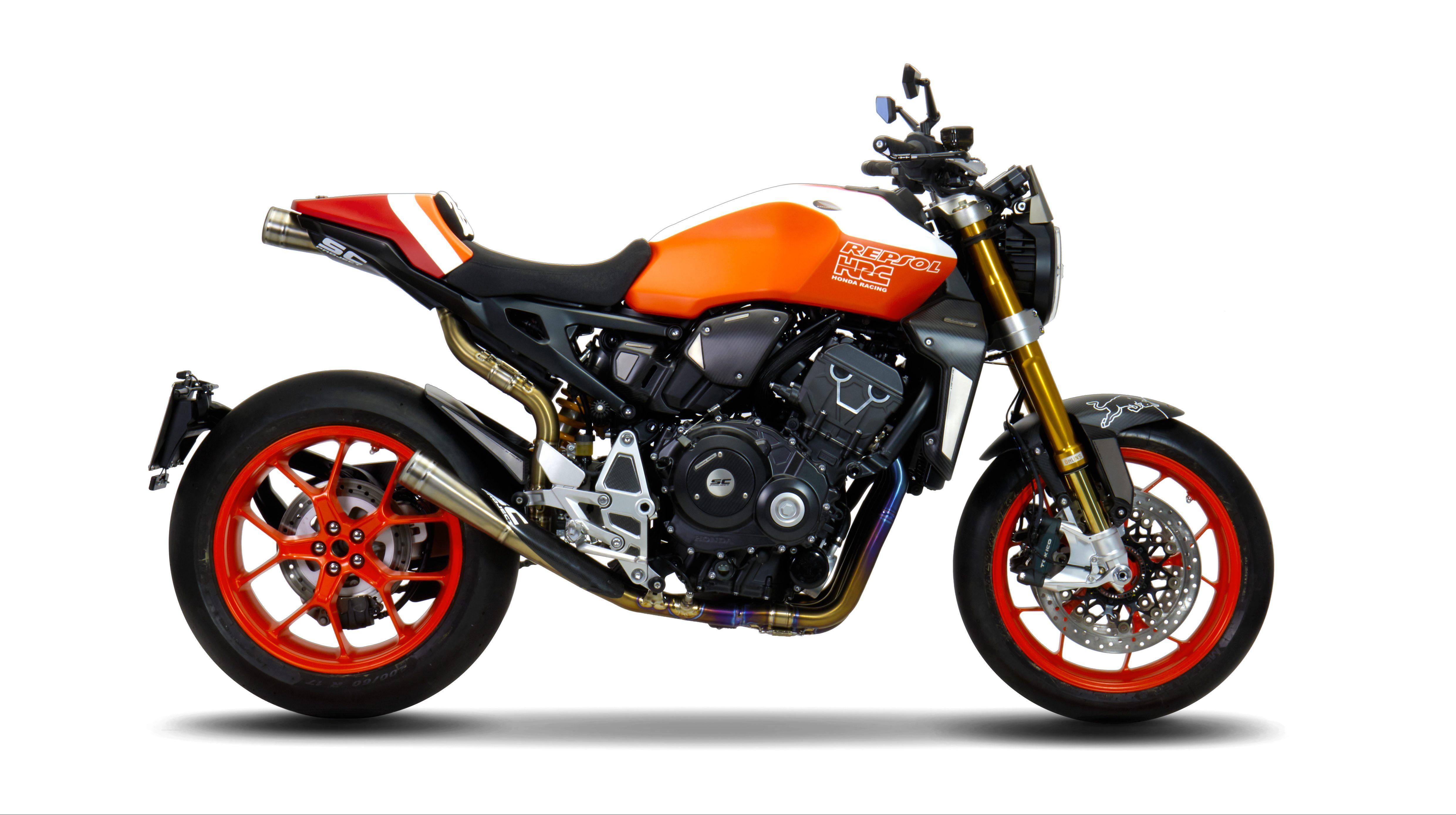 Honda Cb1000r Dani Pedrosa Tribute By Moto Macchion