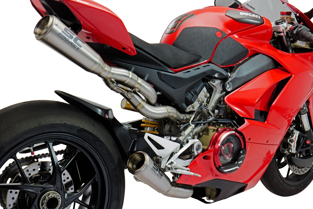 Ducati Panigale V4 Racing Full System Exhaust Sc Project