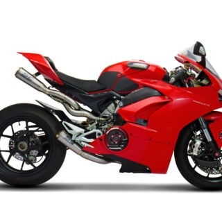 SC-Project 4-2-1 full exhuasy system Ducati Panigale V4 Side