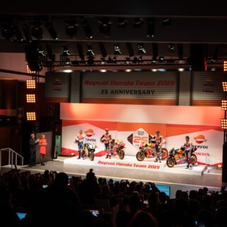 2019 Repsol Honda Team Livery Revealed In Madrid