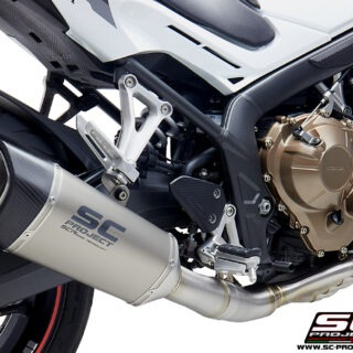 Sc-Project Honda CB650 SC1-R Titanio Completo Silenziatore marmitta Full System Exhaust muffler silencer titanium silencieux echappement titane sportauspuff auspuff titan escape silenciador titano