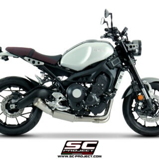 Yamaha Xsr900 New Euro4 Full System Exhaust