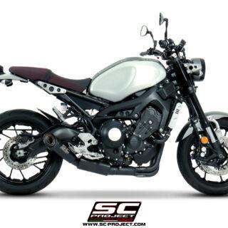 Yamaha XSR 900 Impianto completo Euro4 S1 Black Edition