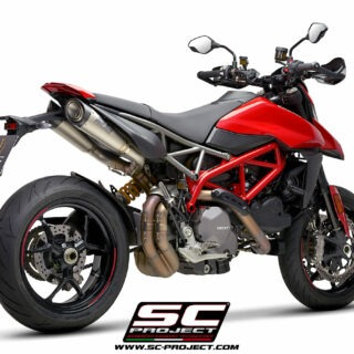 SC-Project Ducati Hypermotard 950 3/4 post - S1