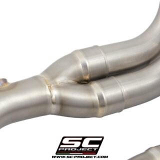 SC-Project Honda CB1000R Neo Sport Cafè full exhaust system headers zoom