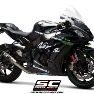 SC-Project carbon fiber CR-T for Kawasaki ZX-10RR