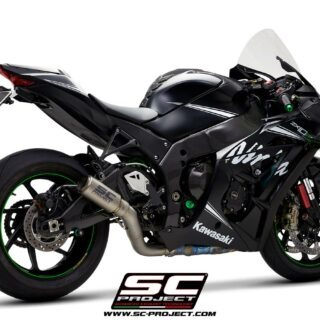 SC-Project titanium CR-T for Kawasaki ZX-10RR