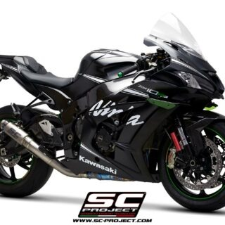 SC-Project titanium GP70-R for Kawasaki ZX-10RR