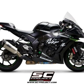 SC-Project homologated titanium SC1-R for Kawasaki ZX-10RR