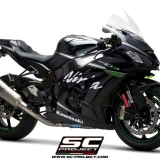SC-Project titanium SC1-R for Kawasaki ZX-10RR