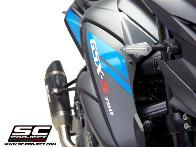 SC-Project Suzuki GSX-S 750 direction indicator