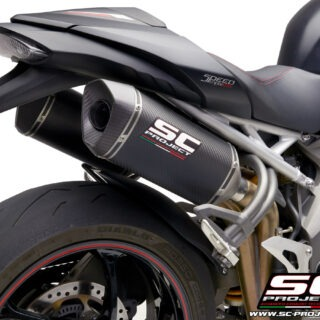 SC-Project Triumph Speed Triple 1050 S-RS SC1-M Carbon Detail