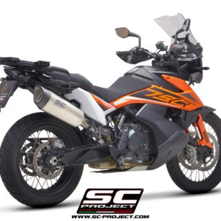 SC-Project SC1-R Exhaust KTM 790 Adventure 3/4rear