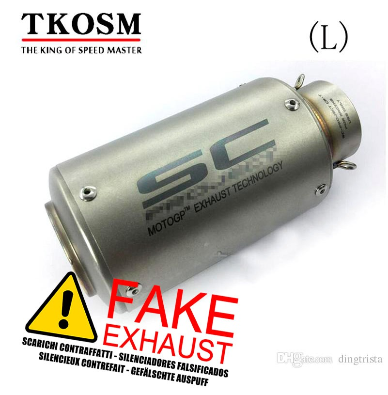 Fake Exhaust