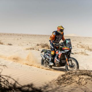 SC-Project Rally Raid Team Kapriony Africa Eco Race 6