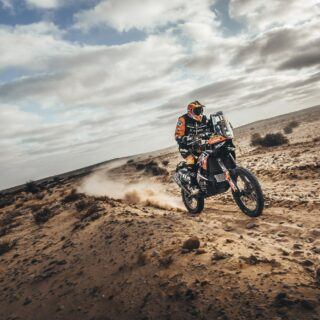 SC-Project Rally Raid Team Kapriony Africa Eco Race 5