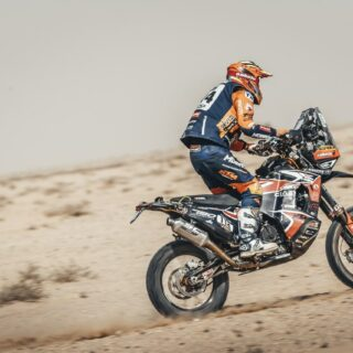 SC-Project Rally Raid Team Kapriony Africa Eco Race 4