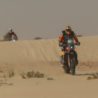 SC-Project Rally Raid Team Kapriony Africa Eco Race 2