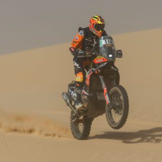 SC-Project Rally Raid Team Kapriony Africa Eco Race 1
