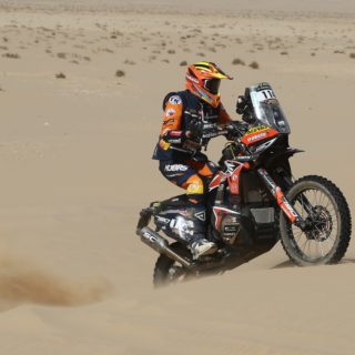SC-Project Rally Raid Team Kapriony Africa Eco Race 8