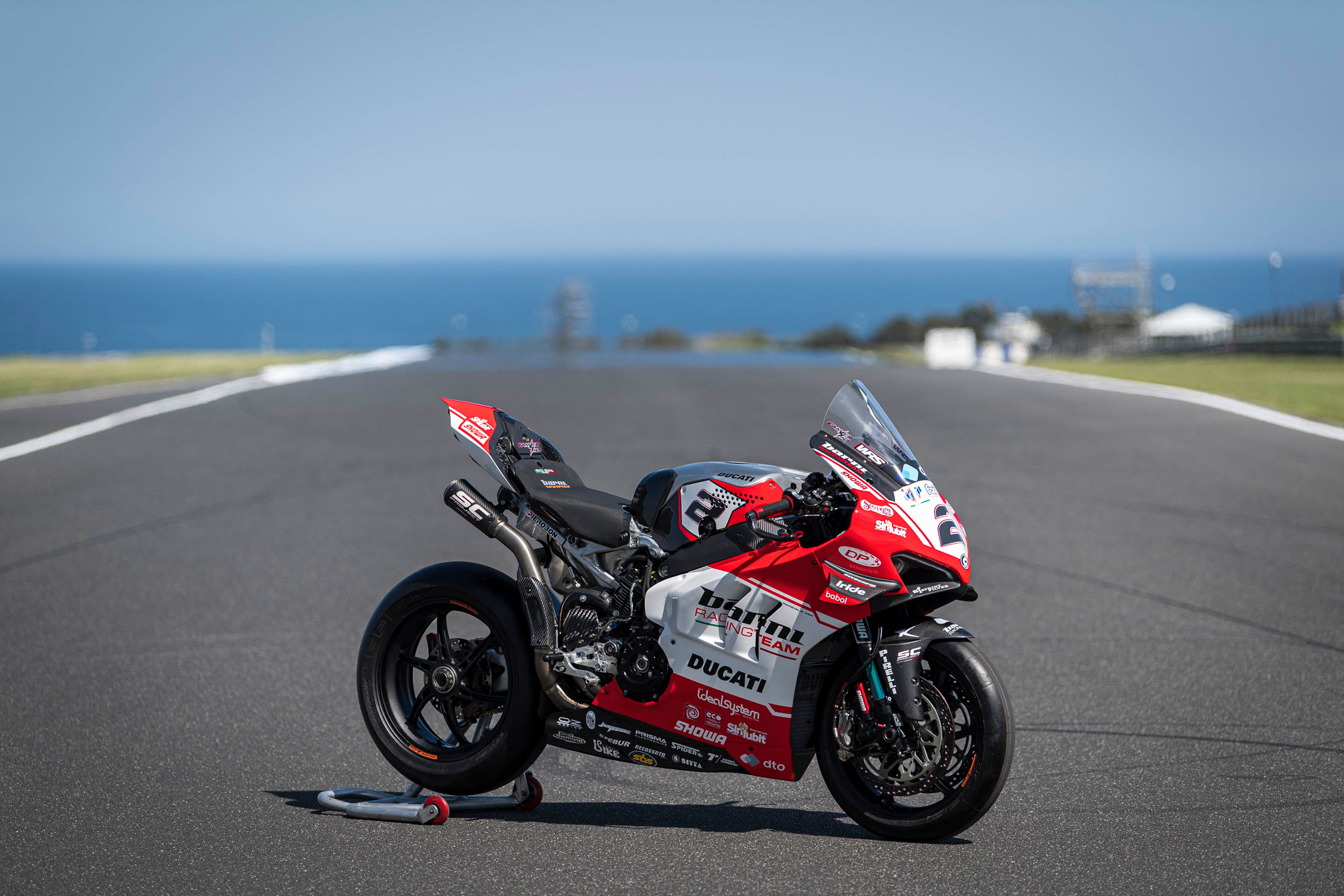 Barni Racing Team Ducati V4R CR-T