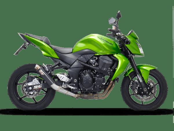 Kawasaki z750 gpm2 scarico exhaust echappemtn pot auspuff escape sc-project scproject