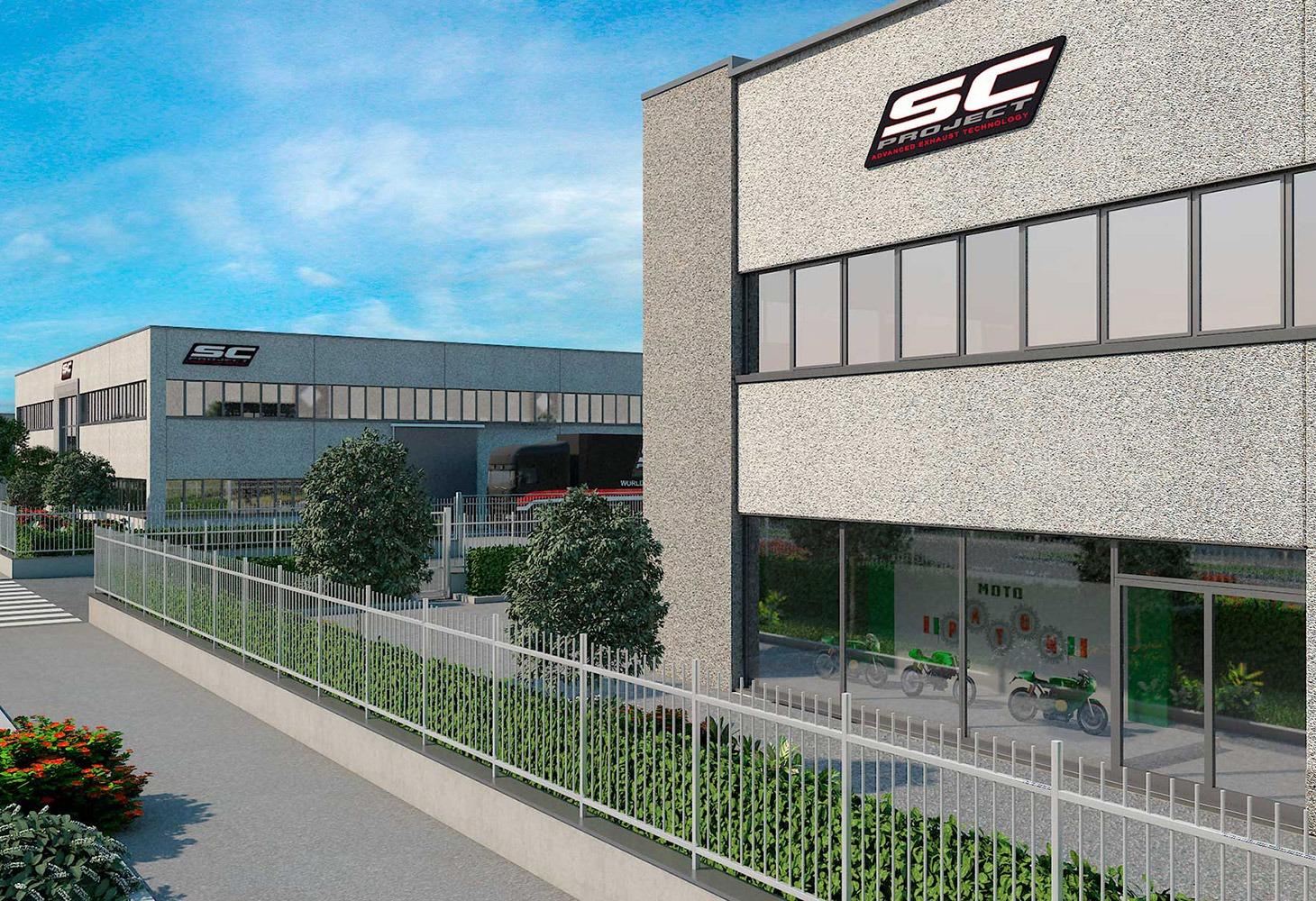 SC-Project azienda Entreprise tech render Paton