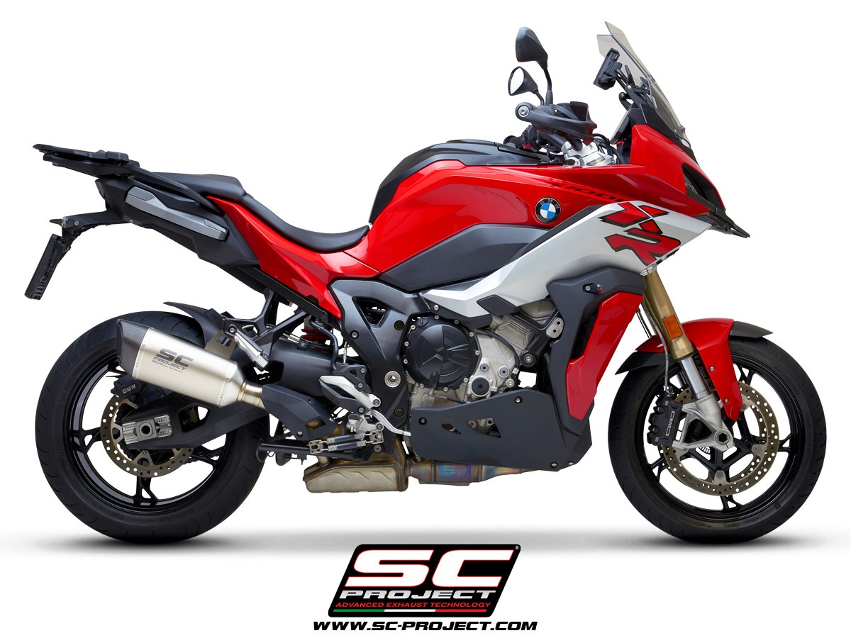 sc-project BMW S 1000 XR my2020 SC1-M carbon right side Homologation euro5