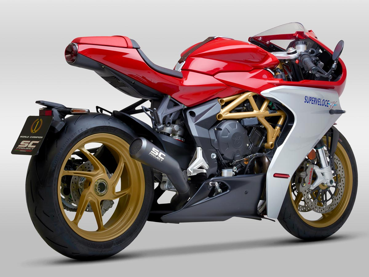 News Disponibile Available MV Agusta Superveloce 800