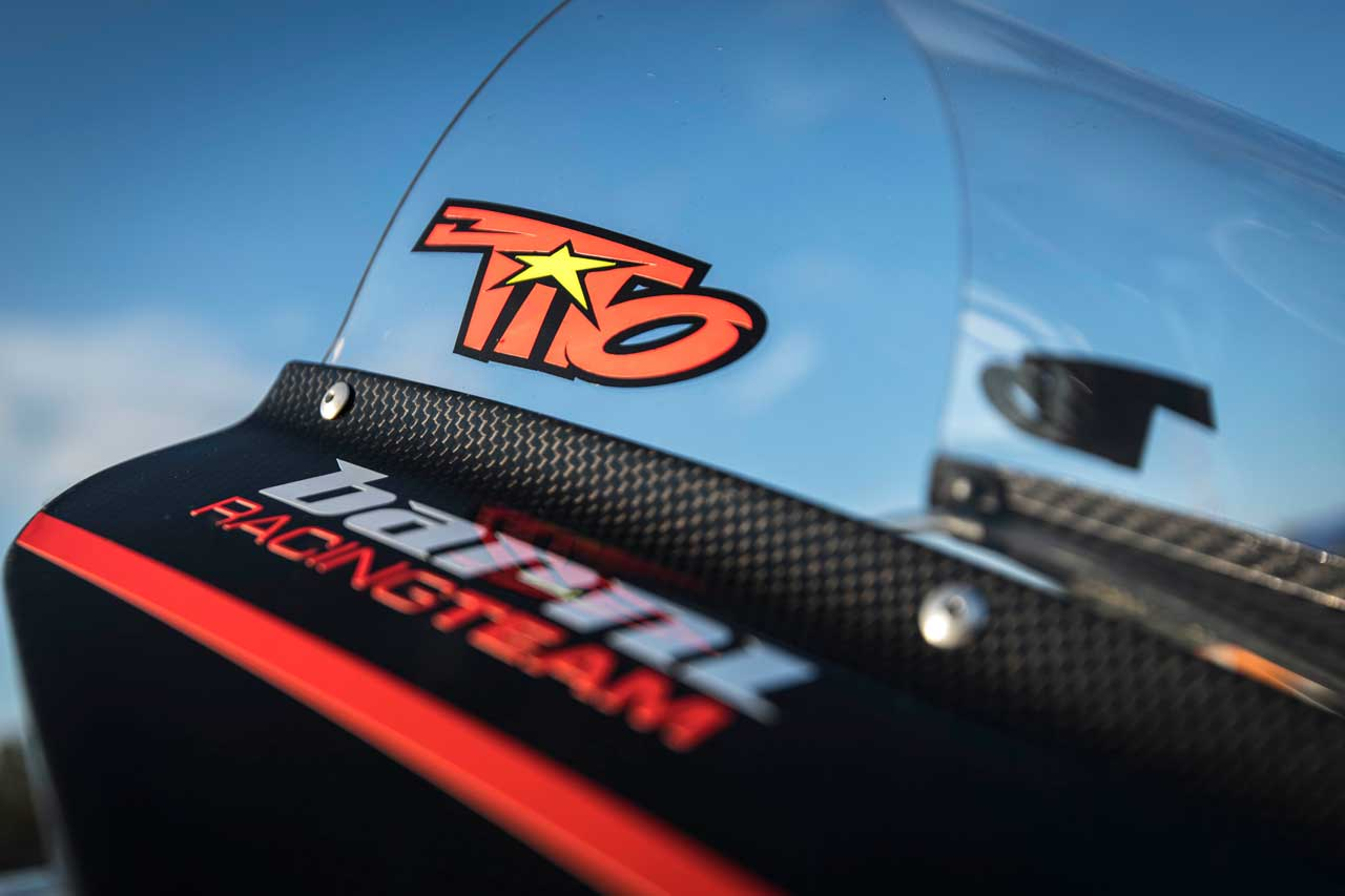 Tito Rabat - Barni Racing Team logo