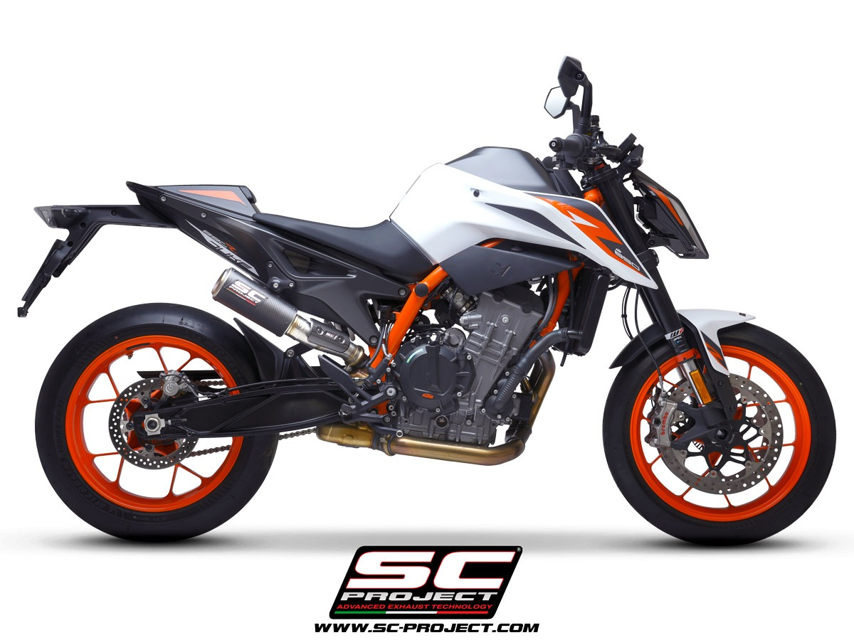 CR-T M2 KTM 890 Duke R Lato