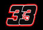 Logo 33 Marco Melandri