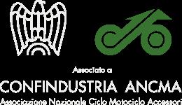 Logo ANCMA Associazione Nazionale Ciclo Motociclo Accessori Confindustria